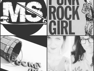 Punk Rock Girl Bucket List