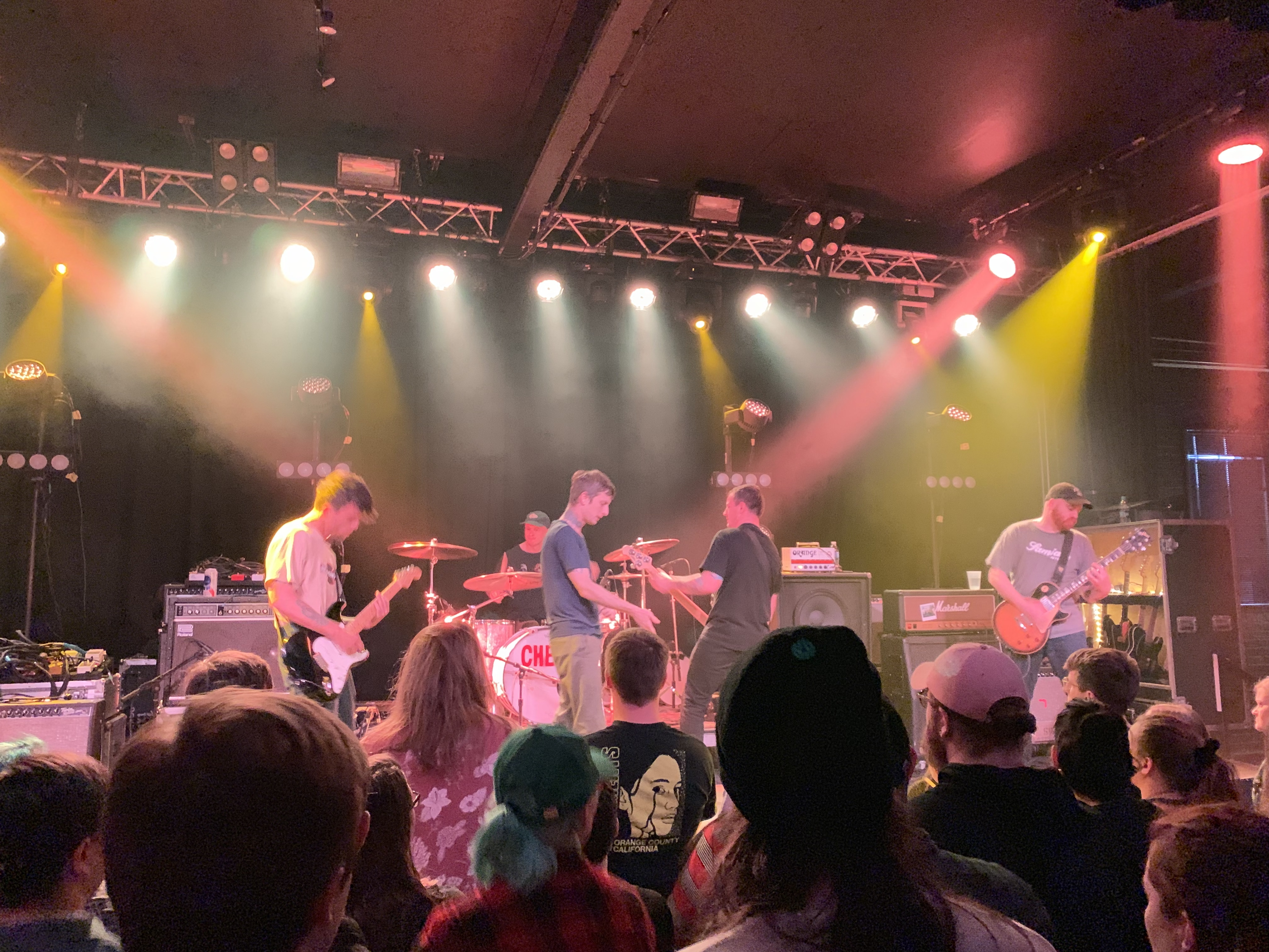 Drug Church Omaha Concert Review The Voices Of Punk Rock Women