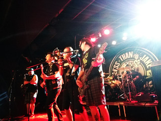 Less Than Jake Show Review: Prague, Czech Republic June 16th 2018