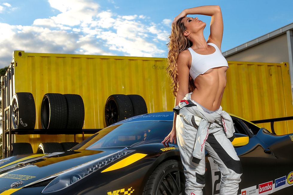Ferrari challenge car Extreme Performance