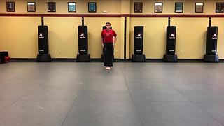Ho-Am Form (Jr. White Belt Section)