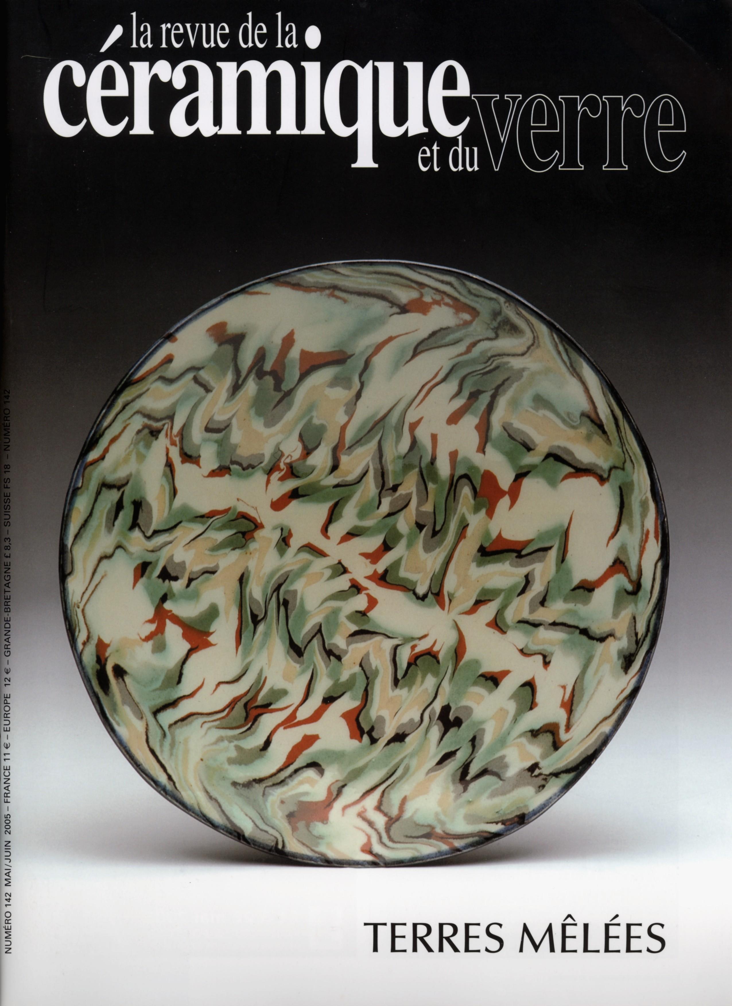 La revue de la céramique et du verrg
