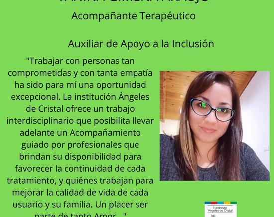 Auxiliar de Apoyo a la Inclusión