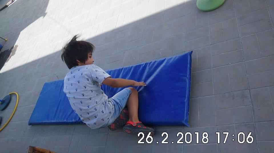 Colonia de febrero, trabajo terapéutico y DIVERSIÓN!!! (115)