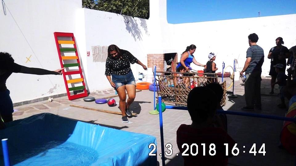 Colonia de febrero, trabajo terapéutico y DIVERSIÓN!!! (112)