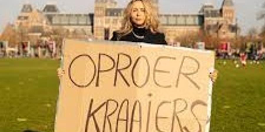 Documentaire 'Oproerkraaiers' - Sunny Bergman