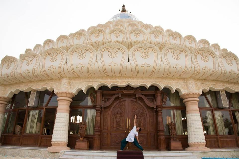 Yoga na India