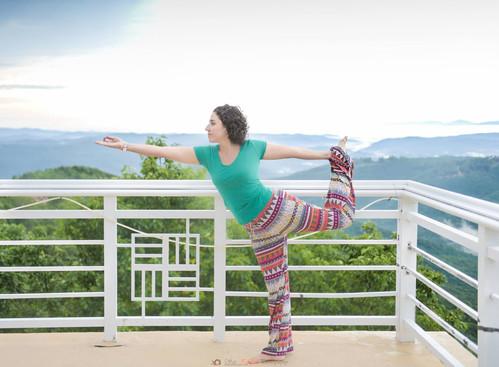 União da Arquitetura com a Yoga