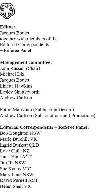 i71 editor management and correspondents