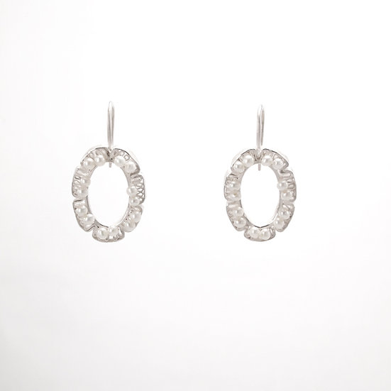 Petra Domling - No.7 Earrings