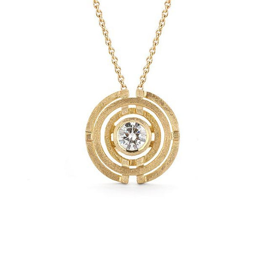 Shimell & Madden - Four Circle Pendant