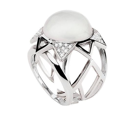 Mimata - Crown Ring