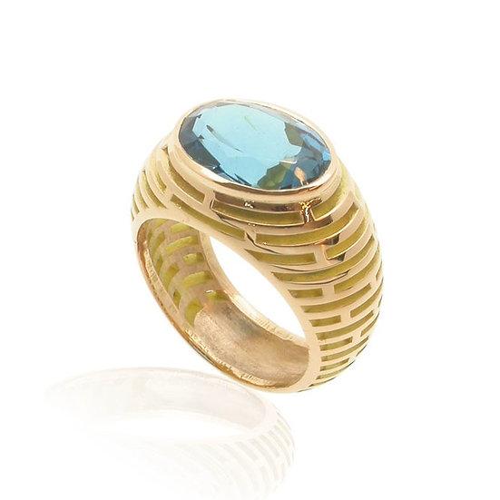 Salima Thakker - Labyrinth Ring