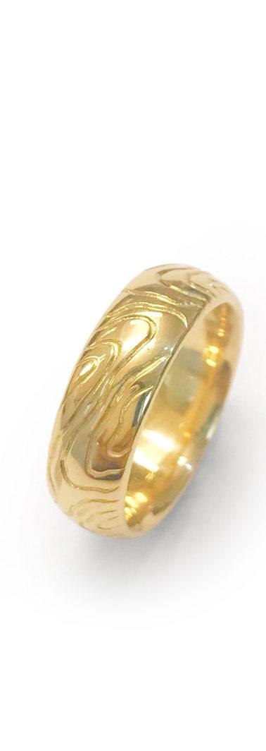18K gold Custom Design ring
