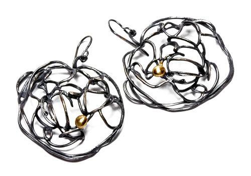 Emanuela Duca - Spirit of Water Earrings