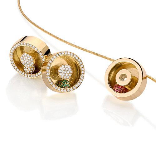 Yael Sonia - Spinning Pendant