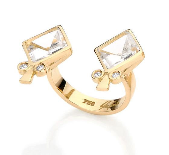 Yael Sonia - Kite Ring