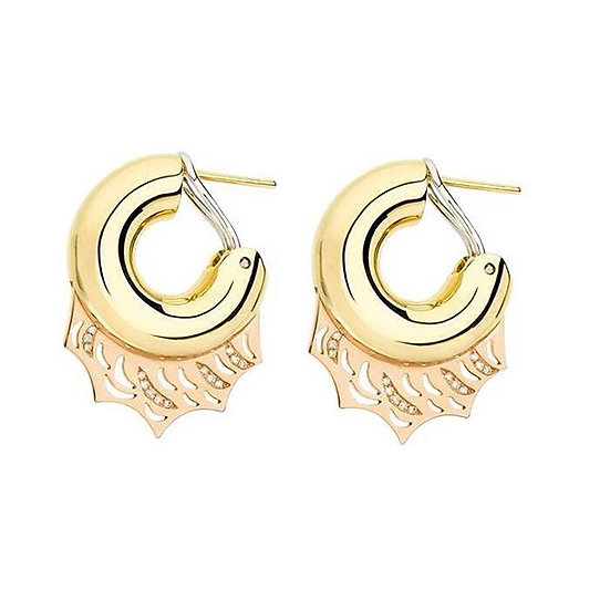 Mimata - Imperatriz Earrings