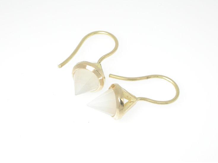 Salima Thakker - Roulette Earrings