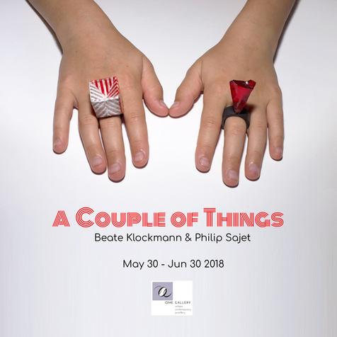 Couple of Things - Philip Sajet & Beate Klockmann