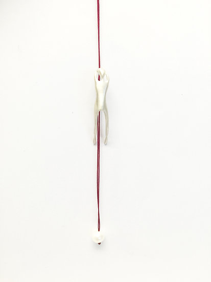 Ariadni Kypri - Flying Peter Bolo Tie Pendant