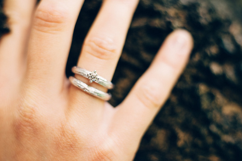 by/jewellery - Branches Engagement Ring