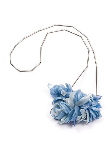 Fabiana Gadano - Blue Long Necklace