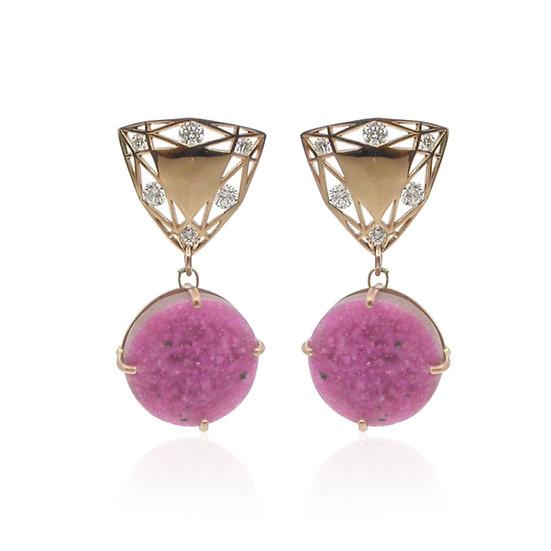copy of Salima Thakker - Facets Earrings