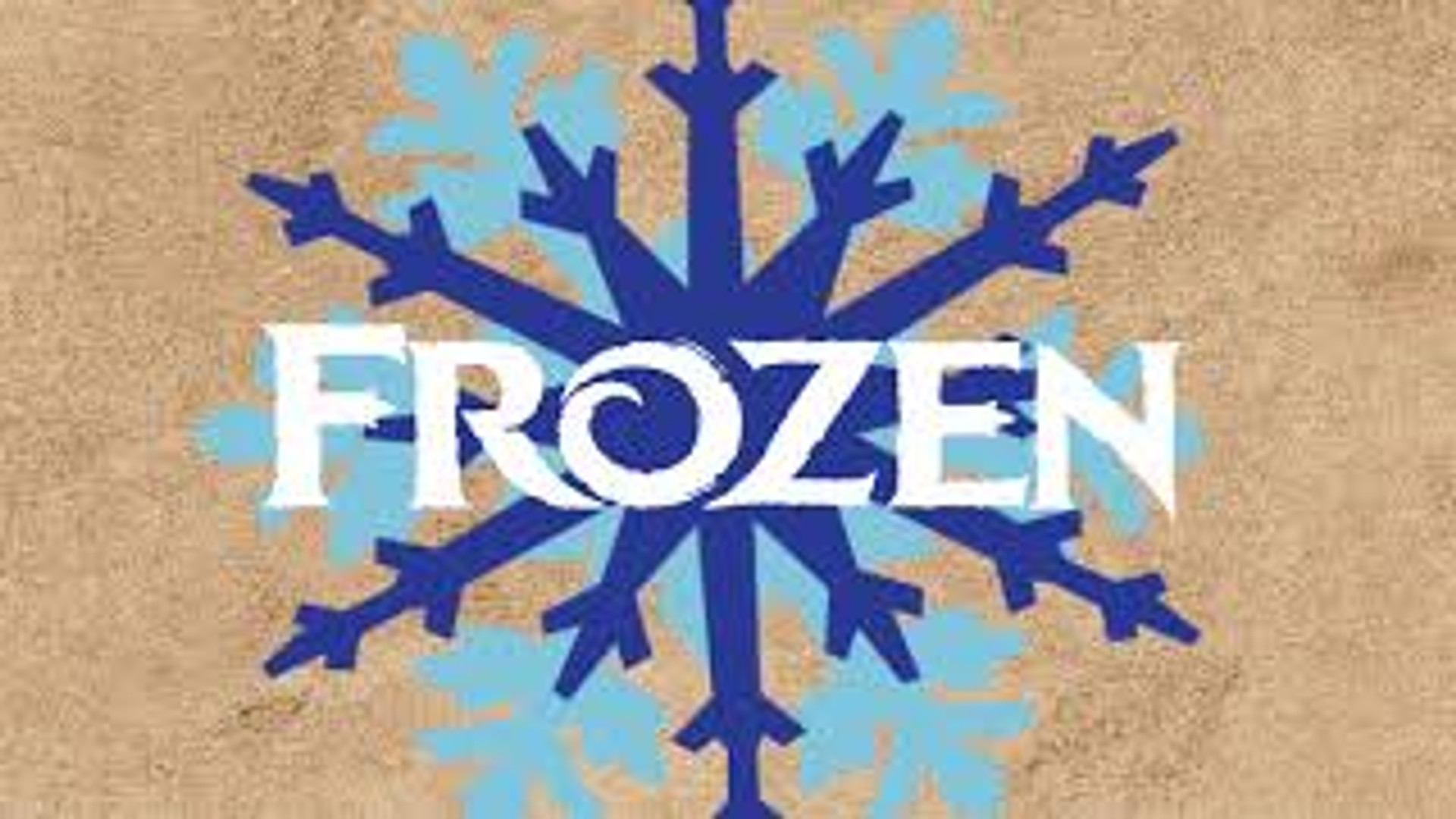 Frozen Title Sequence (2D Animation)