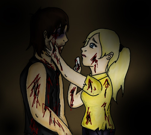 Beth and Daryl (The Walking Dead)