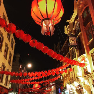 A nice shot from adventures in #chinatow