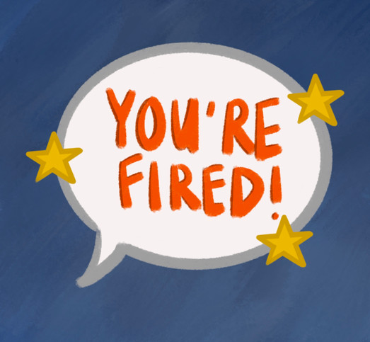 You're Fired Trump