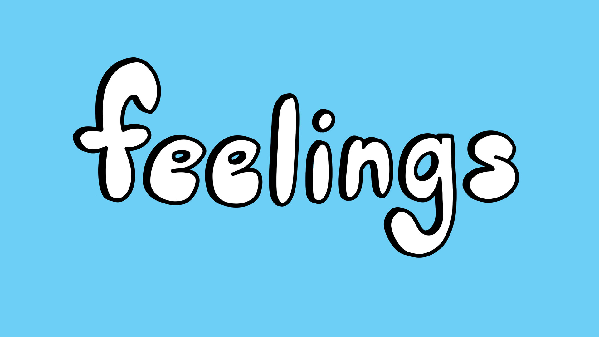 Feelings: An Emotional Experience (Animated Logo)