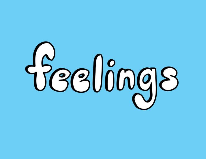 Feelings: An Emotional Experience (Animated Logo)