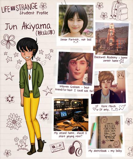 Jun Akiyama (Life is Strange)