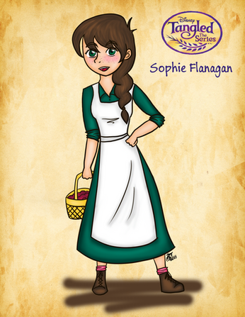 Sophie Flanagan (Tangled)
