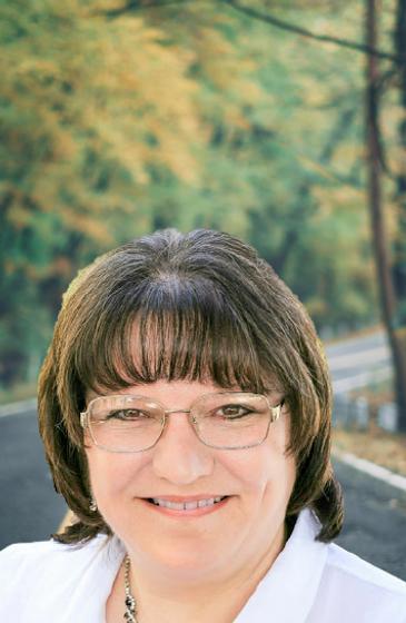 Tina Marshall