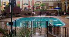 The pool at Victorian Gardens is used for the enjoyment of our residents. Regularly scheduled activities include Water Aerobics & Aquatic Therapy.