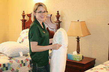 Victorian Gardens housekeeping services