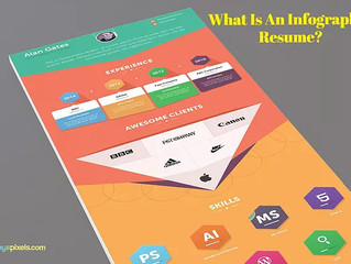 What Are Infographic Resumes?