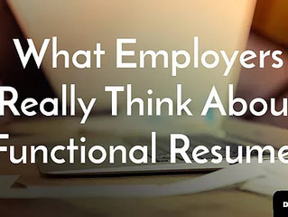 Why Are Functional Resumes Becoming More Popular Than Chronological Resumes?