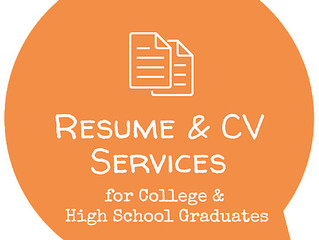 Professional Resume Service for Entry Level College & High School Graduates in Phoenix AZ