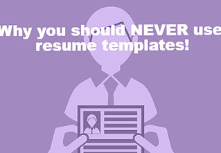 Should You Use Resume Templates in MS Word?