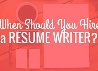 Is It Smart To Hire A Professional Resume Writing Service?