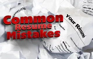 What Are The 3 Worst Mistakes Found On Resumes?
