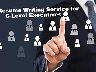 Arizona Pro Resume Service for C-Level Job Seekers