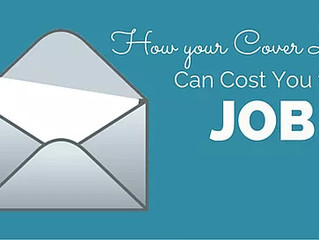 Why Should I Have A Cover Letter?