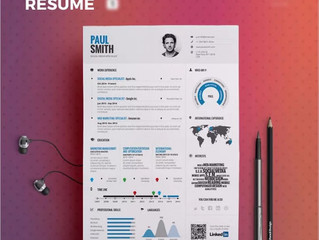 Who Should Have An Infographic Resume?