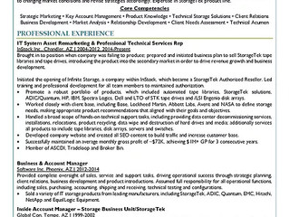 What Are Some Examples Of Professionally Written Resumes?