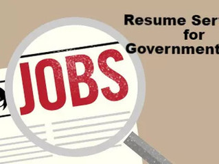 Government & State Resume Writing Services in Phoenix AZ